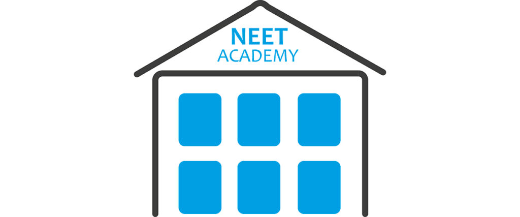 NEET Academy logo