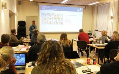 Nordfynske erhvervsdrivende bliver eksperter i digital markedsføring