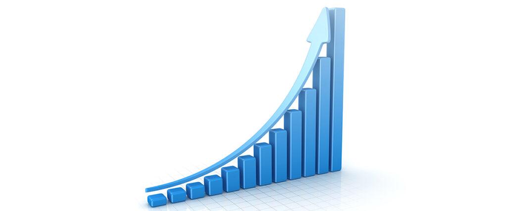erhverv stigning