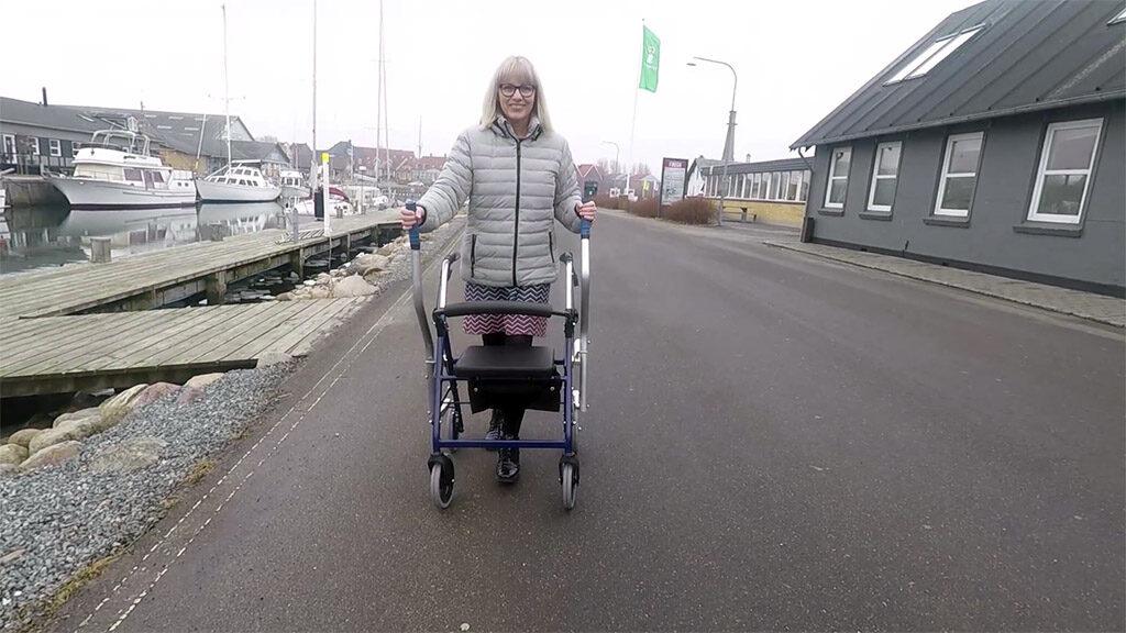 Human walking på neet dk