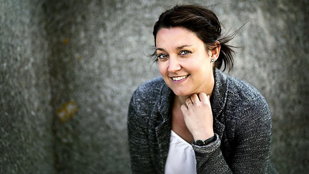 Tina Beck Brems fra Nordfyns Erhverv og Turisme