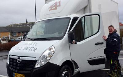Årets iværksætter og årets virksomhed på Nordfyn: Valhalla Flyt og Montage og Pegasus Mobility