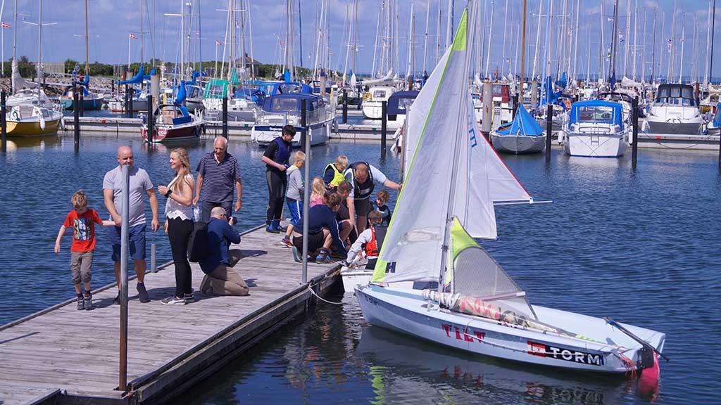 Havnens Dag: Nordfyn sætter alle sejl ind