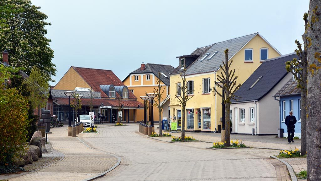 Butikker i Søndersø