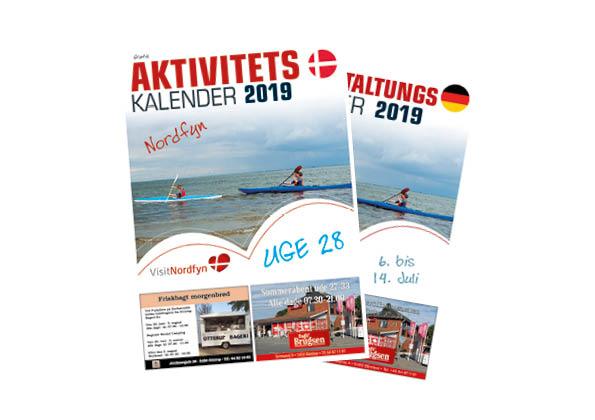 aktivitetskalender 2019