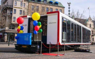 Google kommer til Søndersø