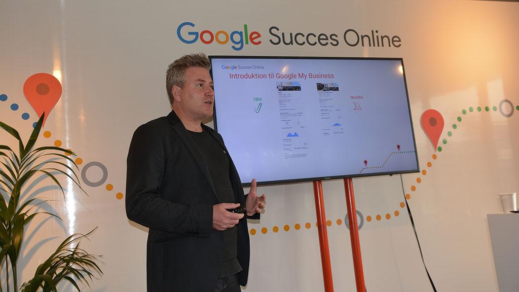 google søndersø