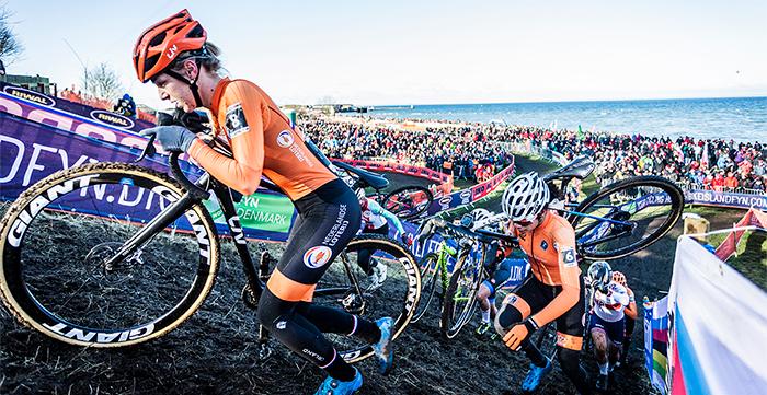 VM i cykelcross er nomineret til årets cykelevent 2019