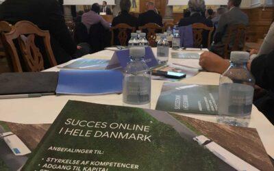 12 anbefalinger til digitalt løft for hele Danmark