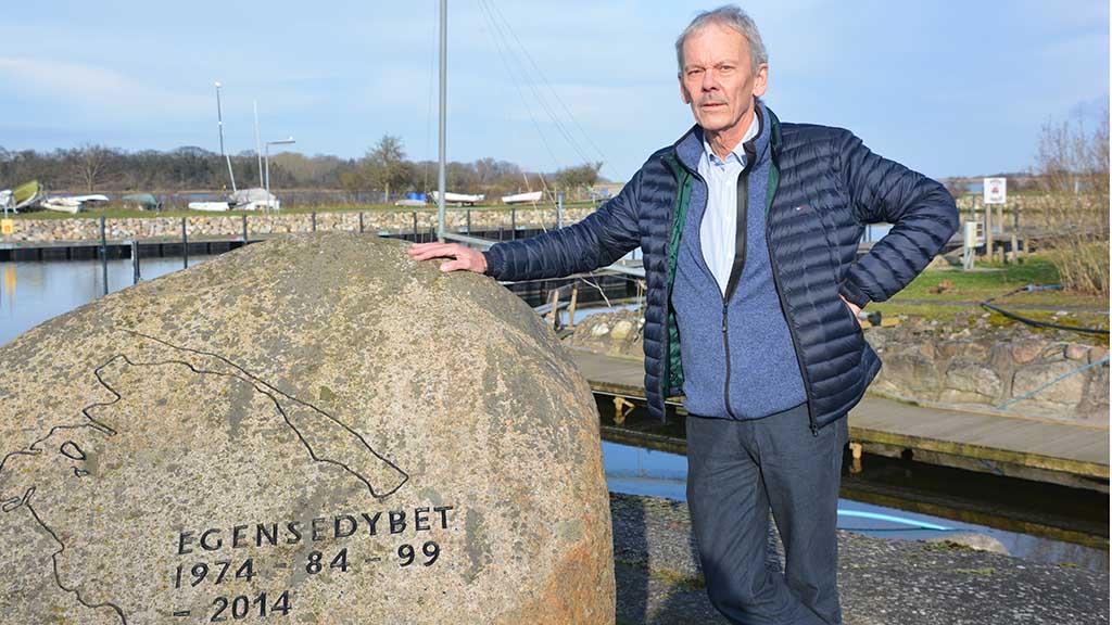 Otterup Lystbådehavn - formanden
