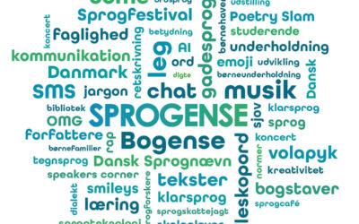 """Sprogfestivalen """"SPROGENSE"""" udskydes til 2021"""