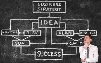 Forretningsudvikling for mindre virksomheder og iværksættere
