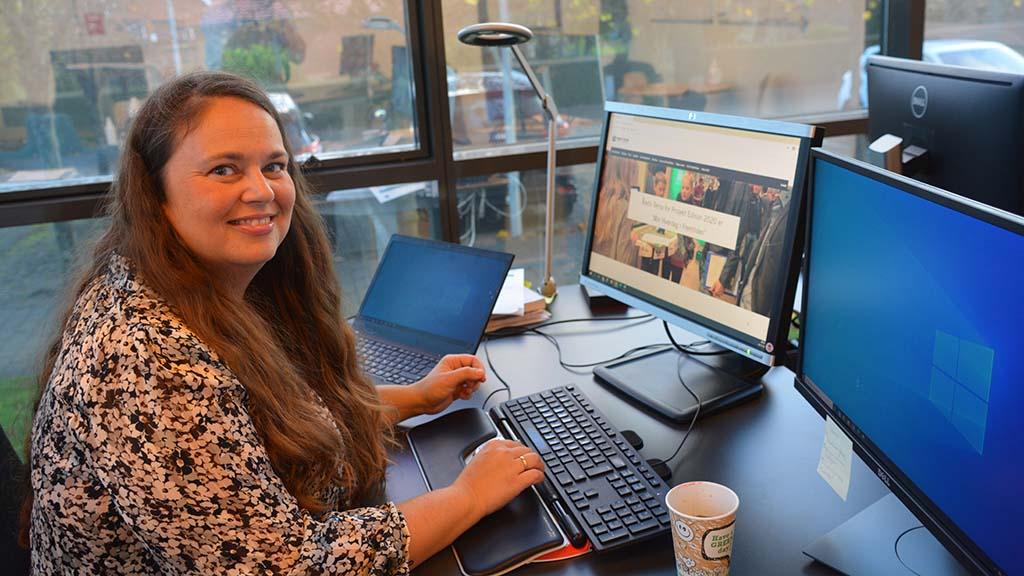 Edisonprojekt nordfyn Ann KathrineEriksen projektleder
